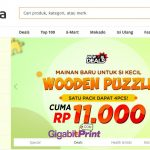 Review Online Shop Indonesia : Elevenia